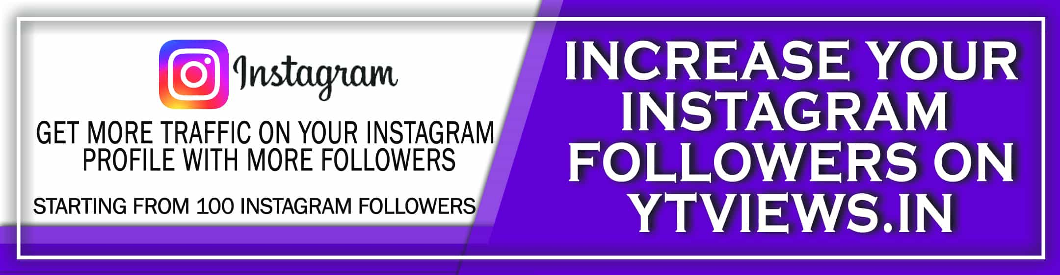 Buy Real Instagram Followers India-HQ IG services starting Rs 55