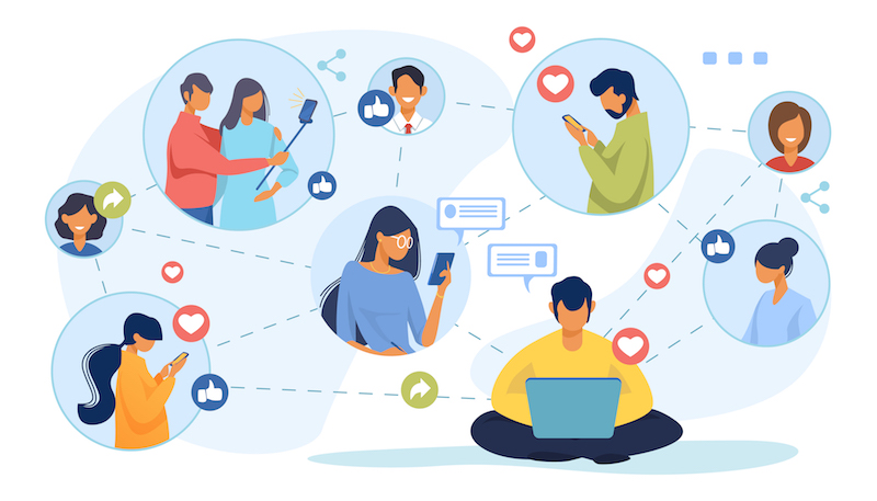How start ups can use social media to improve their clients' service