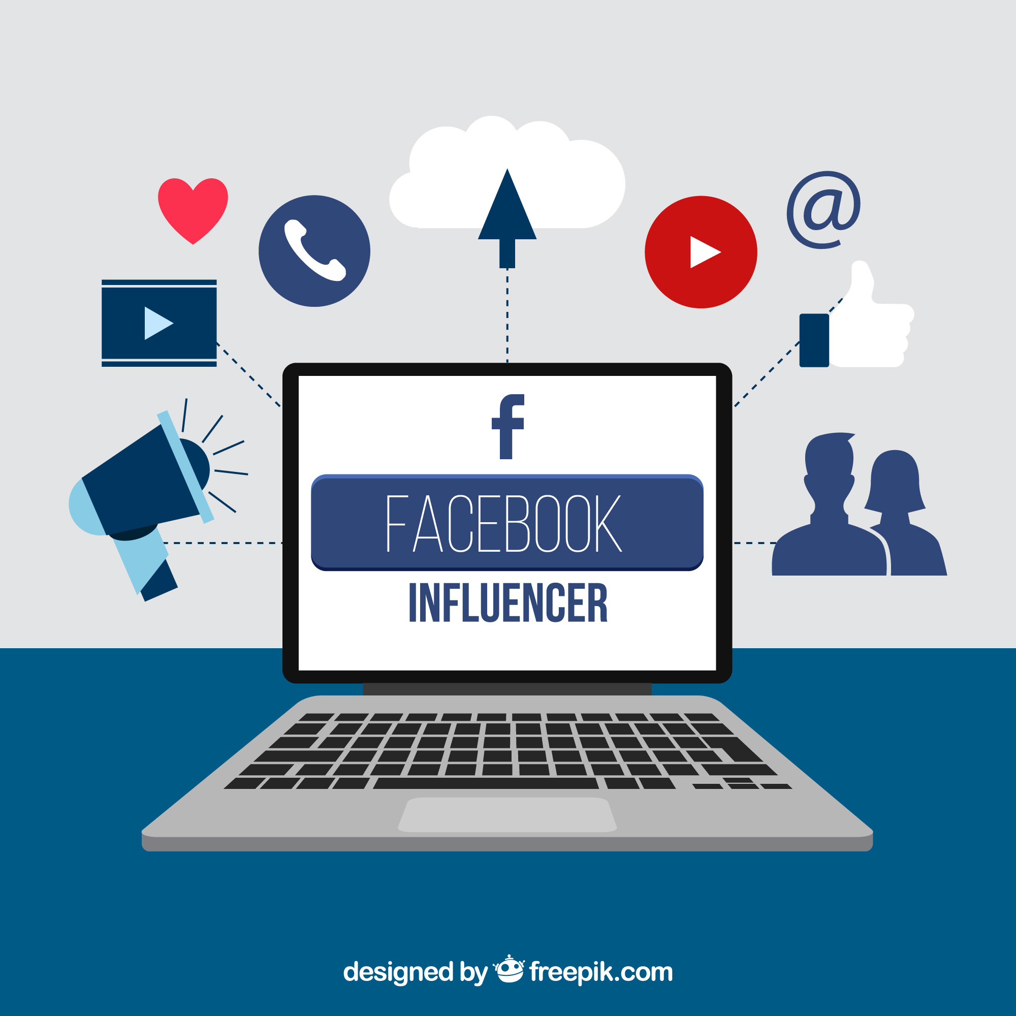 How to efficiently use Facebook as an Influencer/Content creator