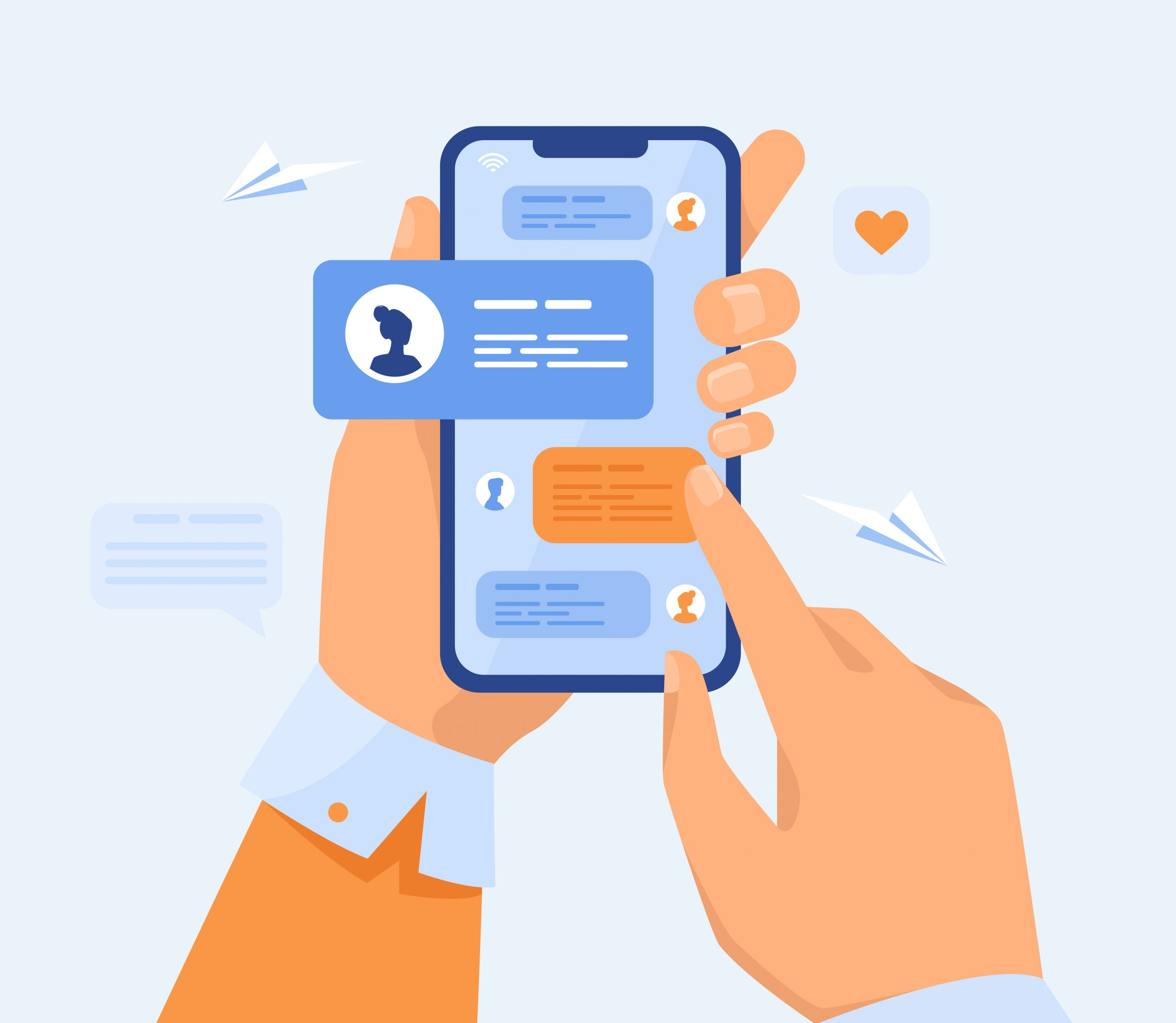 Benefits of using Messenger for your business