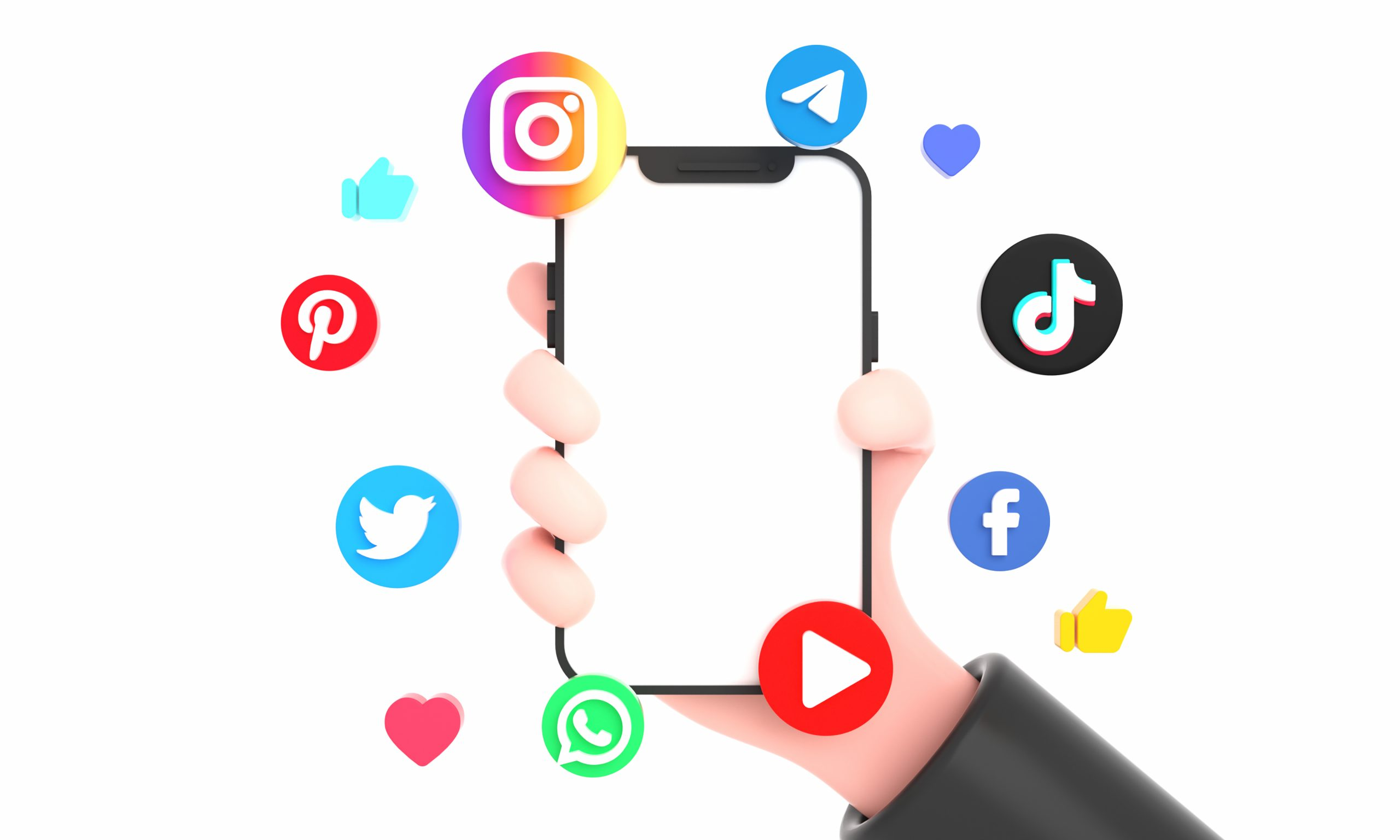 Different types of social media and how each can benefit your business